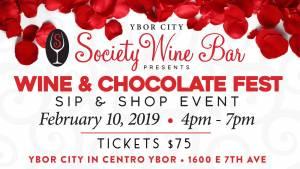Wine & Chocolate Fest at Centro Ybor