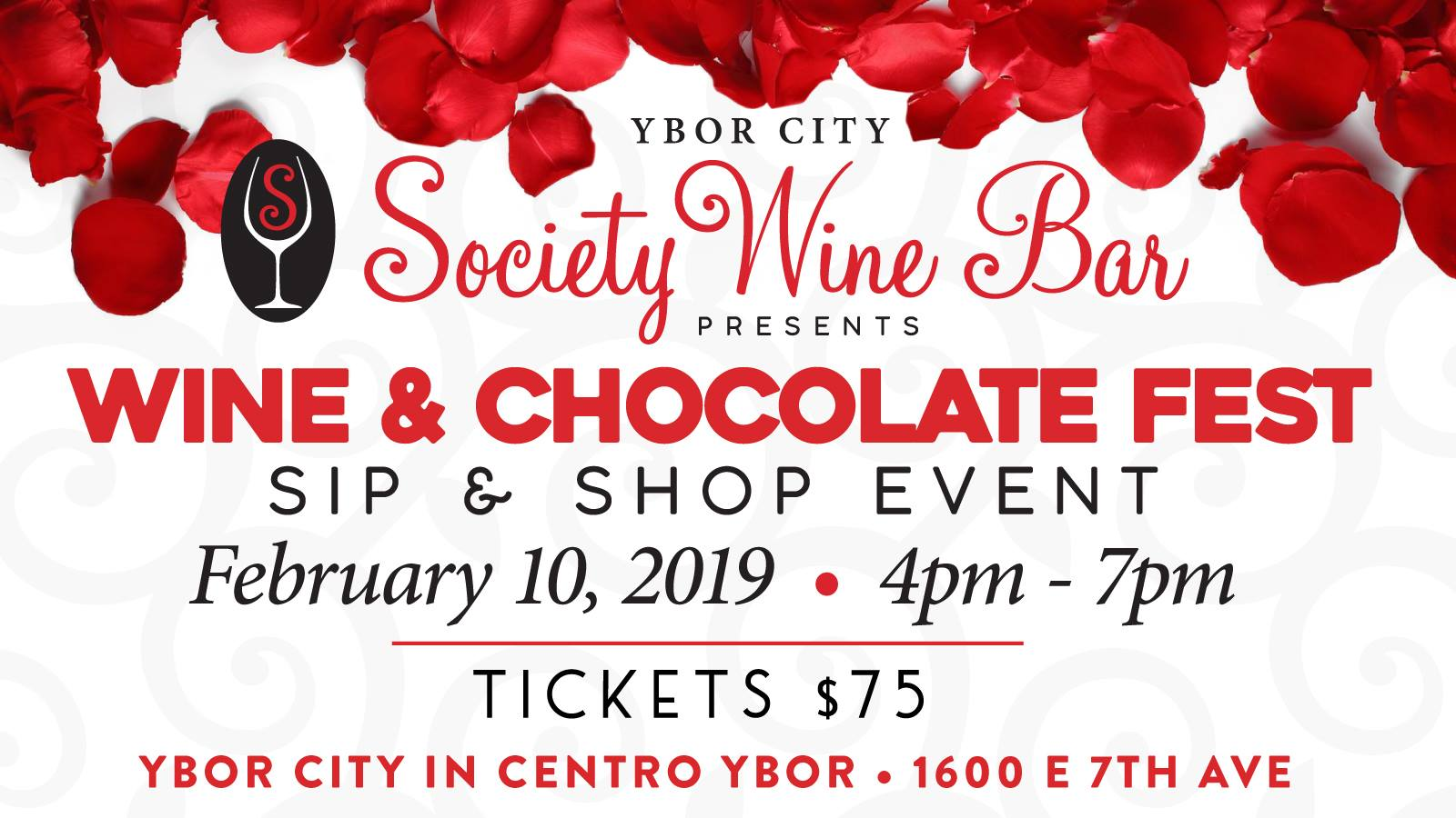 Wine & Chocolate Fest at Centro Ybor