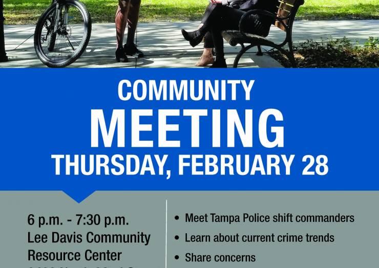 District Three Community Meeting