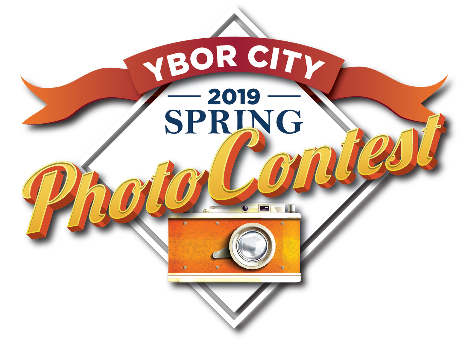 Logo for Ybor CIty Spring Photo Contest 2019