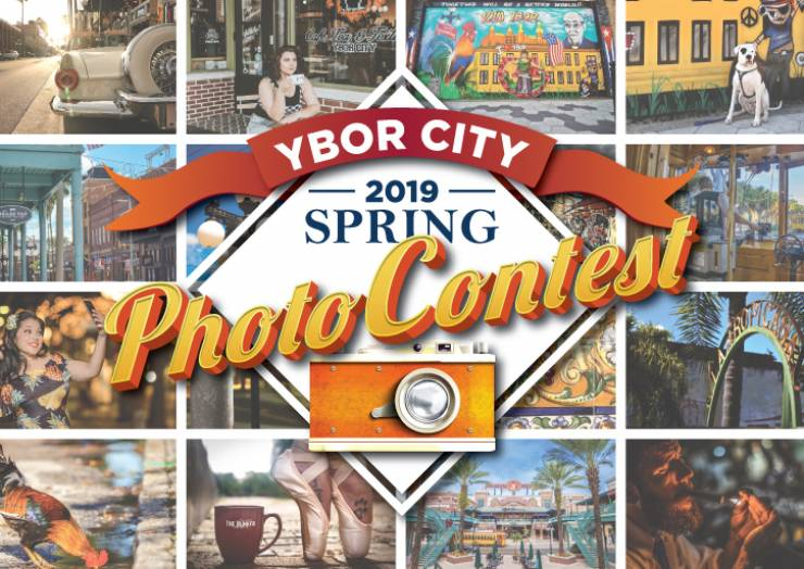 Ybor City 2019 Spring Photo Contest Launched