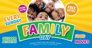 Family Day post