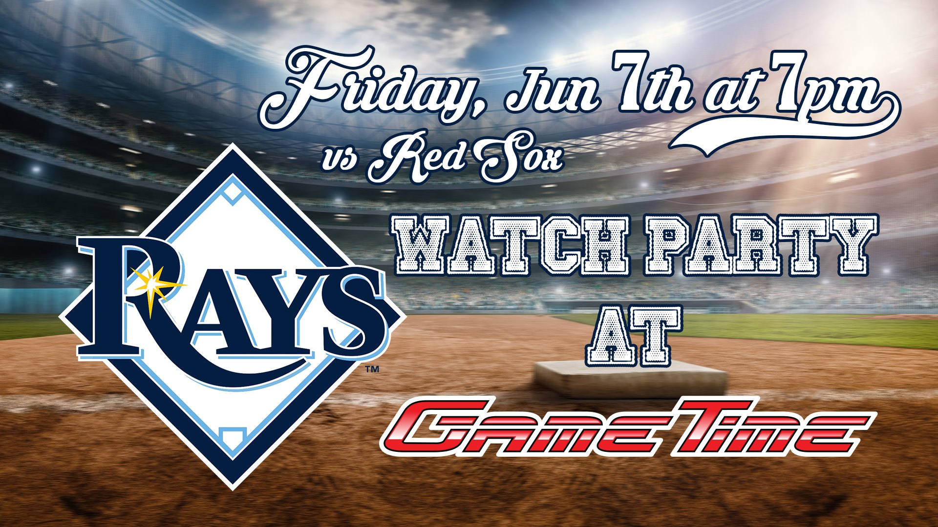 Tampa Bay Rays Watch Party