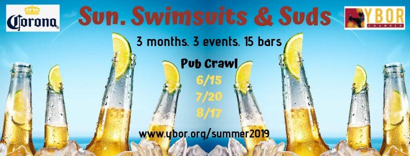 Sun, Swimsuits, & Suds
