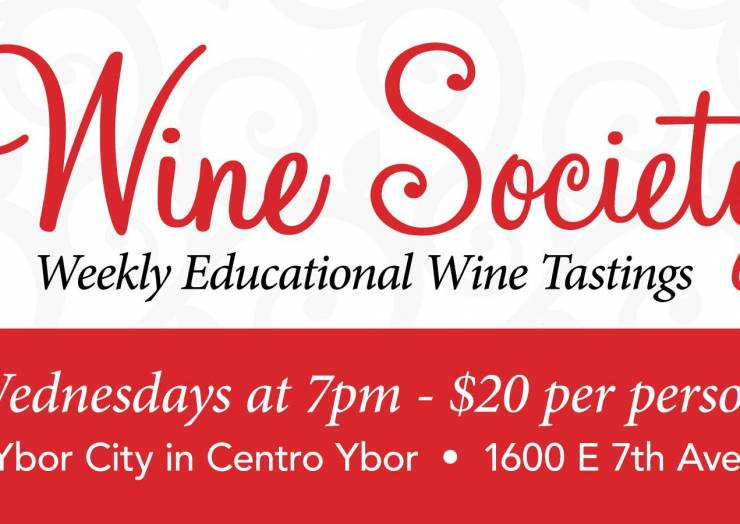 Ybor City Wine Bar – Weekly Wine Society