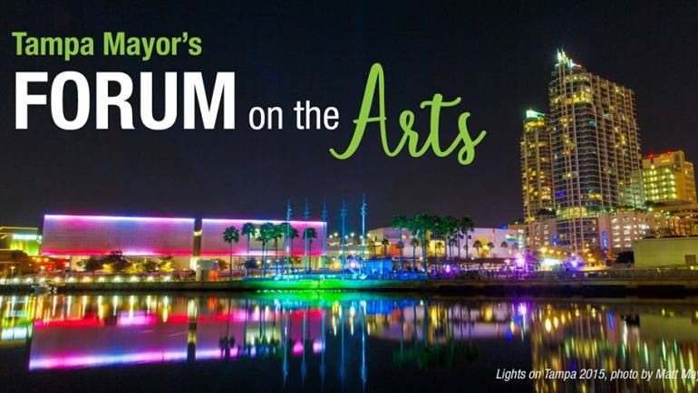 Tampa Mayor's Forum on the Arts