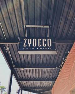Zydeco Sign