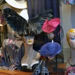 mannequins with hats
