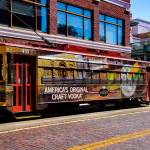 streetcar exterior daytime