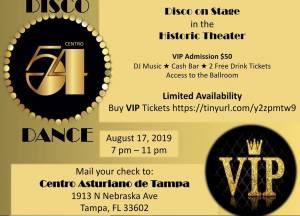 54 VIP Disco Dance