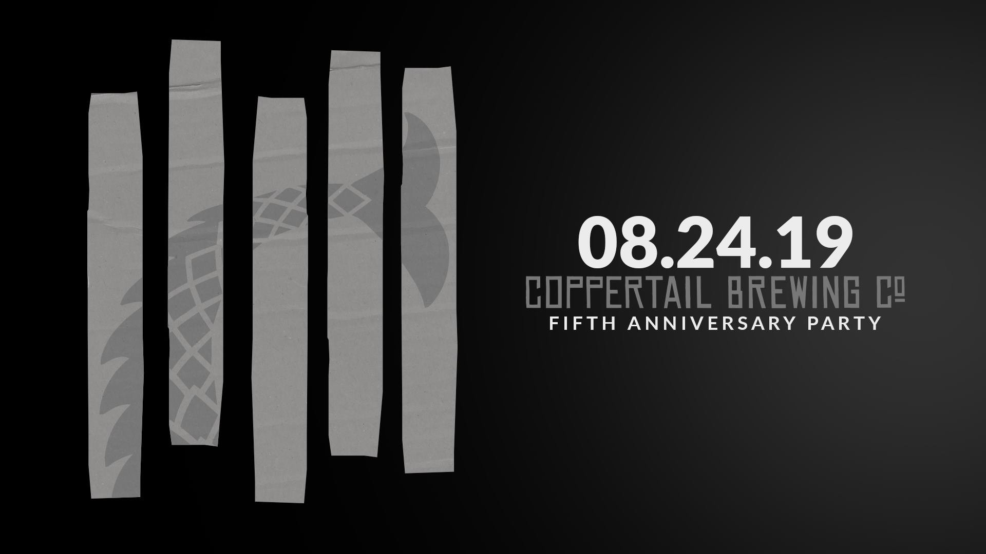 Coppertail Brewing Company 5th Anniversary