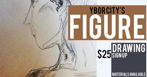 Ybor Figure Drawing