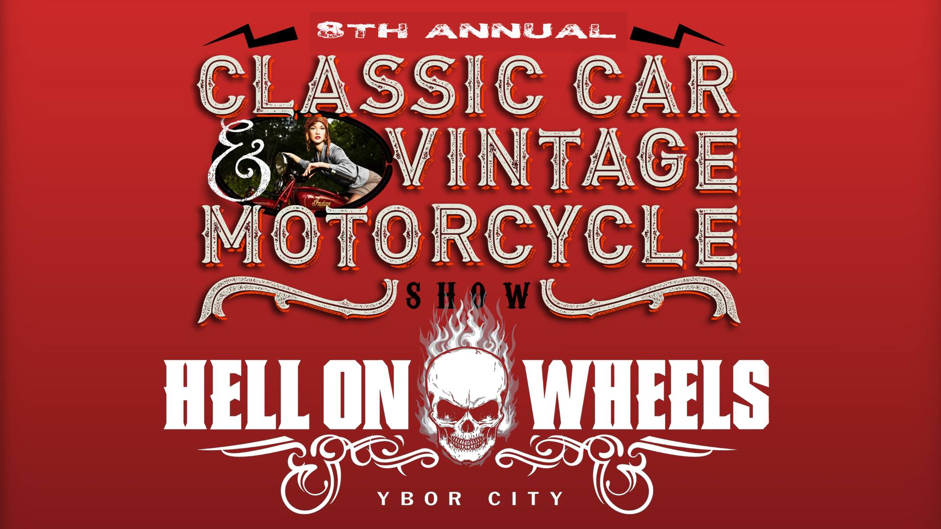 Hell on Wheels Classic Car Show
