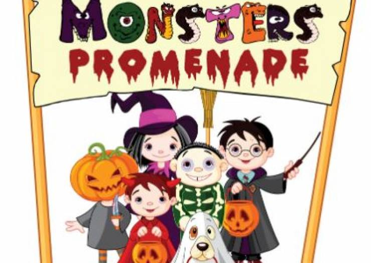 Little Monster's Pumpkin Patch & Promenade