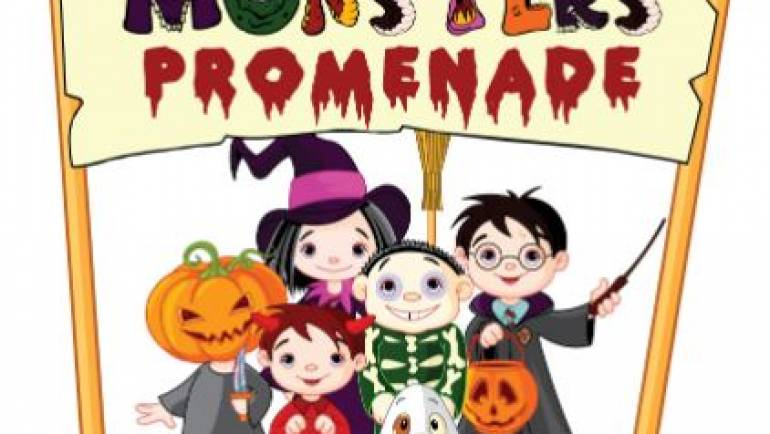 Little Monster's Pumpkin Patch & Promenade