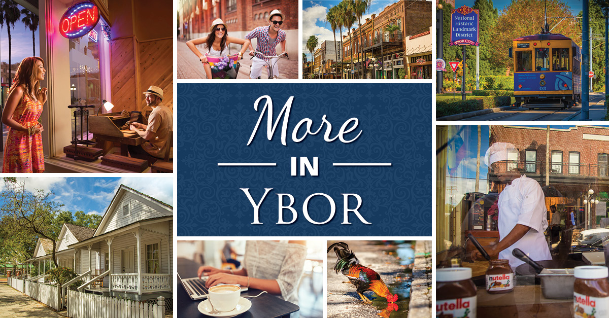 Ybor City Development Corporation's 'More in Ybor' Campaign Wins Second Award
