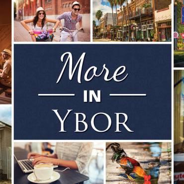 Ybor City Development Corporation's 'More in Ybor' Campaign Wins Prestigious Award