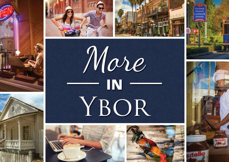 Ybor City Development Corporation's 'More in Ybor' Campaign Wins Prestigious Award