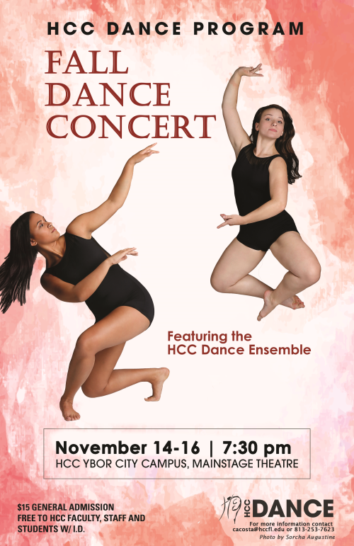HCC presents Fall Dance Concert