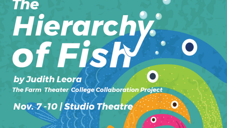 The Hierarchy of Fish by Judith Leora