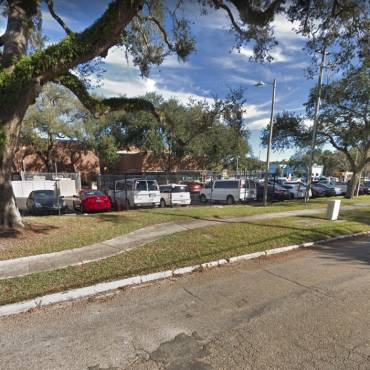 COVID-19 drive-thru testing site opens near Ybor City in East Tampa