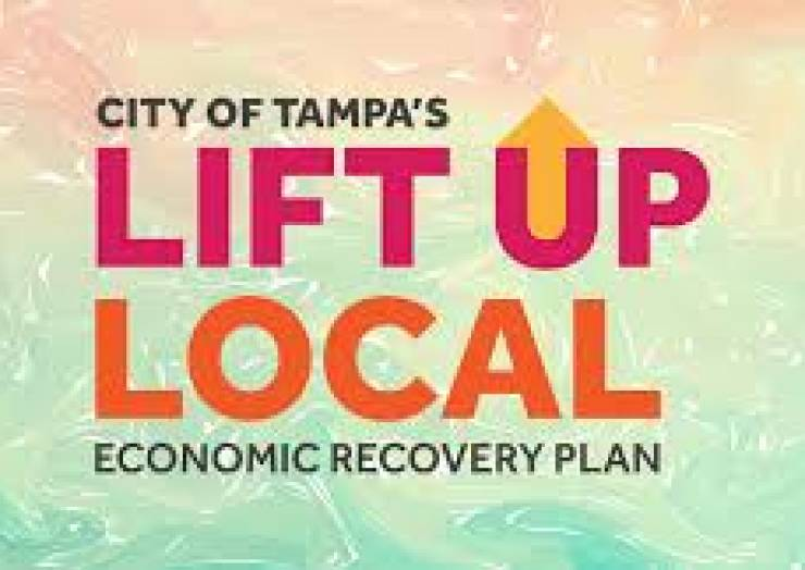 Lift Up Local Continues for Ybor Businesses throughout the duration of the local state of emergency