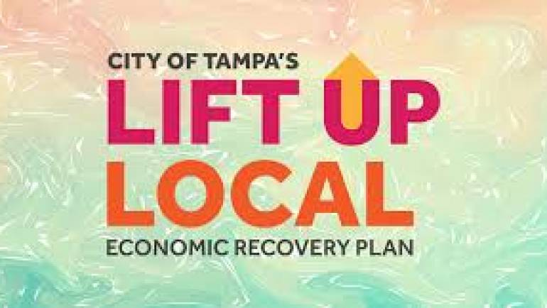 City of Tampa Launches Lift Up Local Campaign to Support Local Businesses to Re-open Responsibly