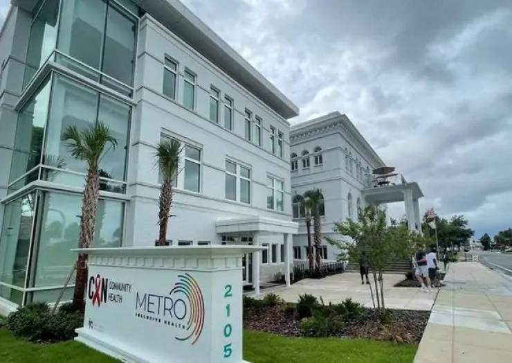 Metro Inclusive Health opens inside historic German American Club in Ybor City